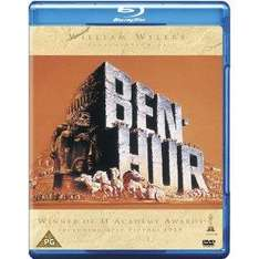 Ben Hur [Ultimate Collectors Edition] Pre-order £10.99 @ Sainsburys
