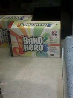 Band Hero Instruments Bundle for PS3 & Xbox 360 - £29.99 @ HMV Instore