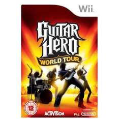 Guitar Hero World Tour (Solus) for Wii £4.99 delivered @ Play.com