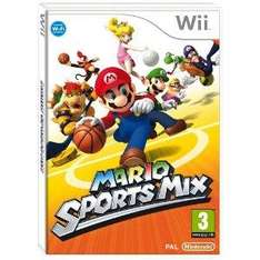 Nintendo Wii Mario Sports Mix Game only £19.99 @ Grainger Games