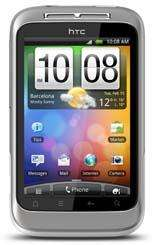 HTC Wildfire S. T-Mobile £7.94/month 18 months. @mobiles.co.uk