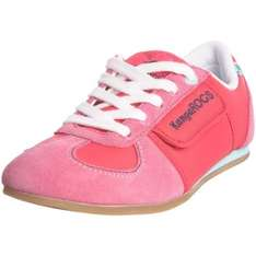 Pink KangaROO trainers reduced by 70%! Only left in sizes 3 and 8 - £12.00 Delivered @ Amazon