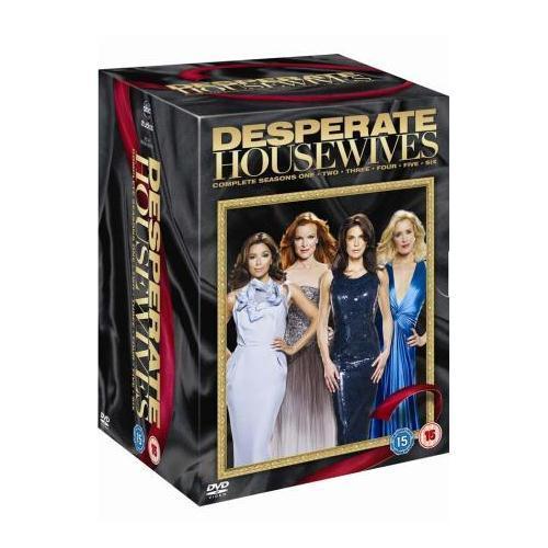 Desperate Housewives - Seasons 1-6 Complete Box Set DVD - £44.95 @ Zavvi