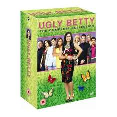 Ugly Betty: Seasons 1 - 4 Complete Collection Box Set (22 Discs) - £39.85 Delivered @ Zavvi