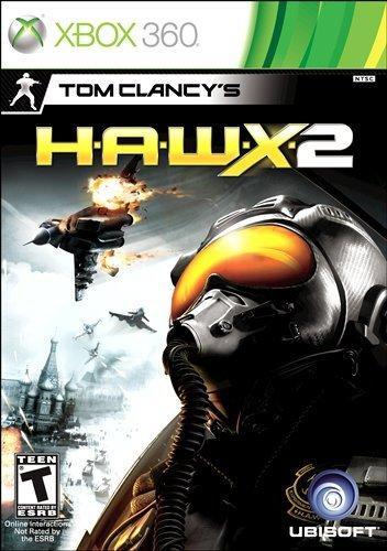 Tom Clancy's H.A.W.X. 2 Xbox 360  NEW -- Sealed--- Free Delivery £9.95 @ Zavvi