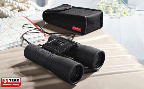 Pocket Binoculars 12x magnification £7.99 @ Lidl
