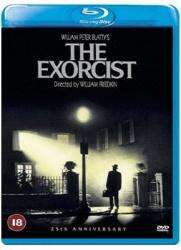 The Exorcist: 25th Anniversary Extended Director's Cut (2 Discs) (Blu-ray) £6.99 delivered @ Bee