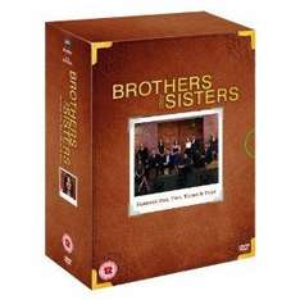 Brothers And Sisters - Season 1-4 DVD - £29.97 @ Amazon