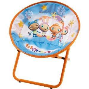 Waybuloo Folding Chair - £4.99 +  £2.29  postage at AMAZON ( Via Mail Order Express)
