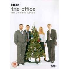 The Office - The Christmas Specials [2001] [DVD] - £2.72 at Amazon