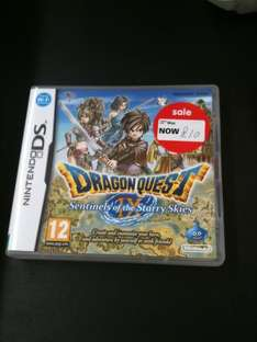 Dragon Quest IX DS £10 @ Asda instore