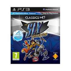 The Sly Trilogy (PS3) - £18 @ MyMemory