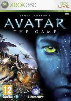 James Cameron's Avatar (Xbox 360) - Pre-Owned £5.00 @ Blockbuster.co.uk Online