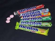 Mentos 5 pack only 62p @ morrisons