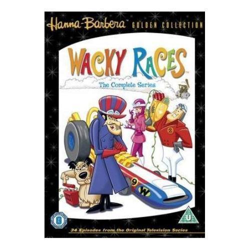 Wacky Races: Wacky Racing Box Set - Volume 1-3 (3 Disc DVD Boxset) £6.23* delivered @ Play