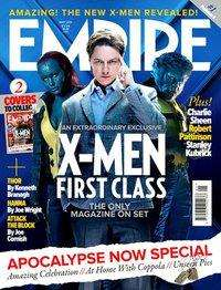Free Issue of Empire Magazine (costs standard message text)