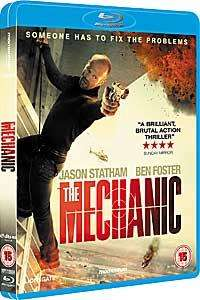 The Mechanic (BluRay) £9.99 at Morrissons