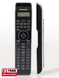 10-in-1 Universal Remote Control  @ LIDL from 13/06/2011 - £6.99 + 3yr Warranty