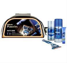 Gillette Fusion Washbag Gift Set £5 @ The Co-operative