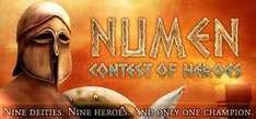 Numen: Contest of Heroes £2 @ Steam 75% off
