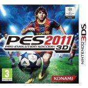 Pro Evolution Soccer 2011 3D (Nintendo 3DS) - £17.85 delivered @ The Hut