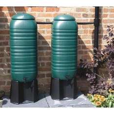 100-Litre Slim Space-Saver Water Butt - £19.99 with FREE delivery @Amazon