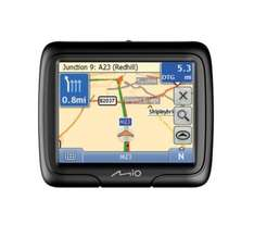 NAVMAN Moov M315 GPS Sat Nav System Europe Maps @ Currys and PcWorld was £129.99 now £54.99