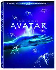 Avatar Extended Collector's Edition Blu-ray and Free Blu-ray only £15.24 (With code) delivered @ Tesco Ent