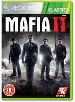Mafia 2 (Classics) (Includes All DLC) (Xbox 360) -  £14.99 @ Game