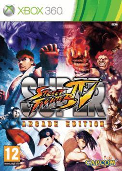 Super Street Fighter 4 Arcade Edition (Xbox 360) - £19.99 PREORDER @ GameStation online!!