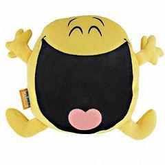 Mr Happy Cushion : £5.00 @ Sainsburys