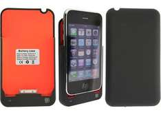 Battery Charging Case for Apple iPhone 3G 3GS only £7.99 delivered @ PrePayMania