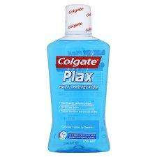 Buy One Get One Free offer ,Colgate Plax Cool Mint Blue Mouthwash 500ml  @ Tesco. Price £2.75