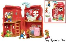 Teeny Little Families - Happy Homes Cola Cottage @ entertainer toy shop £1.90