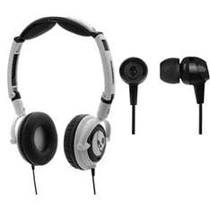 Skullcandy Lowrider + Skullcandy in Ear Headphones for £17.99 at play.com