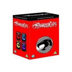 Thundercats: Complete Series 1 & 2: 24DVD Box Set only £17.99 delivered @ HMV