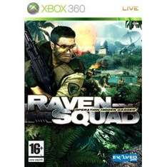 raven squad xbox 360 - £2.98  + £2.03 shipping @ Amazon sold by offshoredirect.