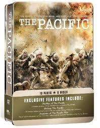The Pacific Steelbox DVD Boxset £20 - Tesco instore