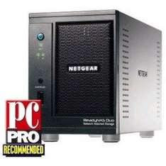Netgear Ready NAS Duo 2-Bay W/1 x 2000GB £209.98 + Free Delivery @ Amazon