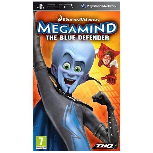 Megamind: The Blue Defender psp £2.99 @ Play.com