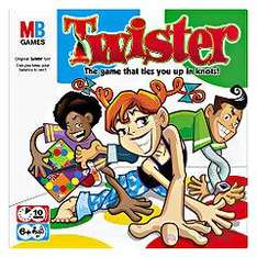 Twister - Classic Game for £2.25 @ Sainburys