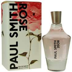 EXPIRED DUE TO ADDED P/P..  Ladies Paul Smith Rose 100ml EDP rrp £54.00 SAVE 63% @ TJ Hughes Outlet