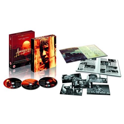 Apocalypse Now 3 disc blu-ray (pre-order) £15.24 (with code) @ Tesco + 8% Quidco