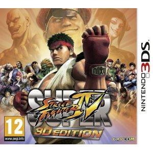 Super Street Fighter IV in 3D (Nintendo 3DS) - £14.99 delivered @ Amazon / GAME