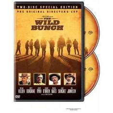 THE WILD BUNCH - 2 disc special edition DVD - £2 at Tesco/Ebay