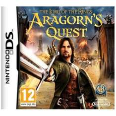The Lord Of The Rings: Aragorn's Quest (Nintendo DS) £4.99 delivered @ Play.com