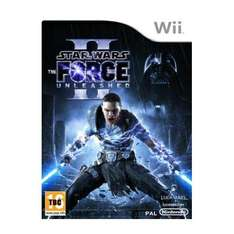 Star Wars: The Force Unleashed II (Nintendo Wii) £9.99 delivered @ Play.com
