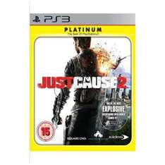 Just Cause 2 PS3 (Platinum) £4.99 @ Play