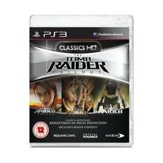 Tomb Raider Trilogy HD PS3 £9.99 @ play.com