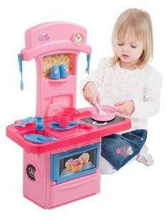Cosy Cottage Kitchen With 14 accessories  £7.50 @ The Entertainer (Collect instore) or Add £3.95 for delivery